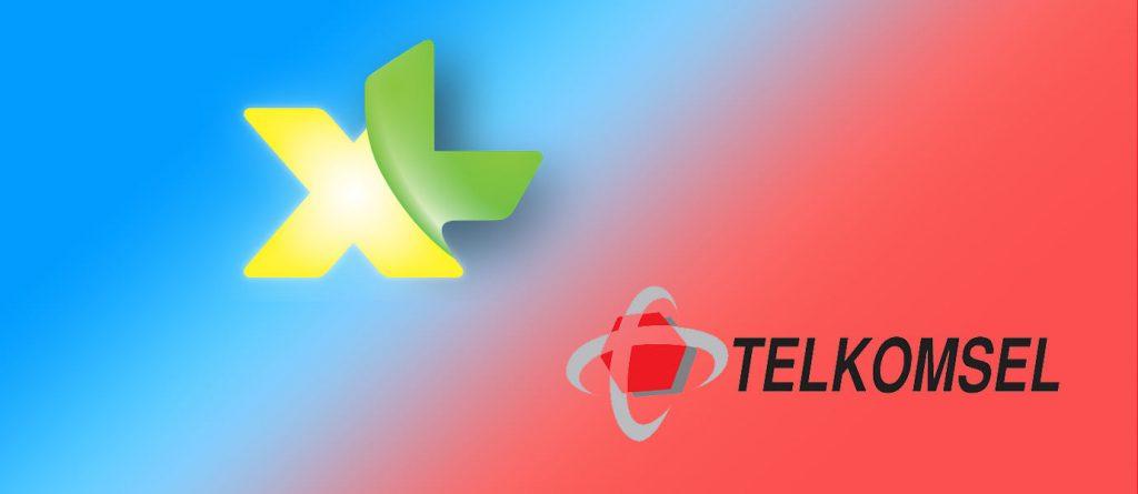 Pulsa Telkomsel dan XL Bisa di Gunakan Untuk Transaksi